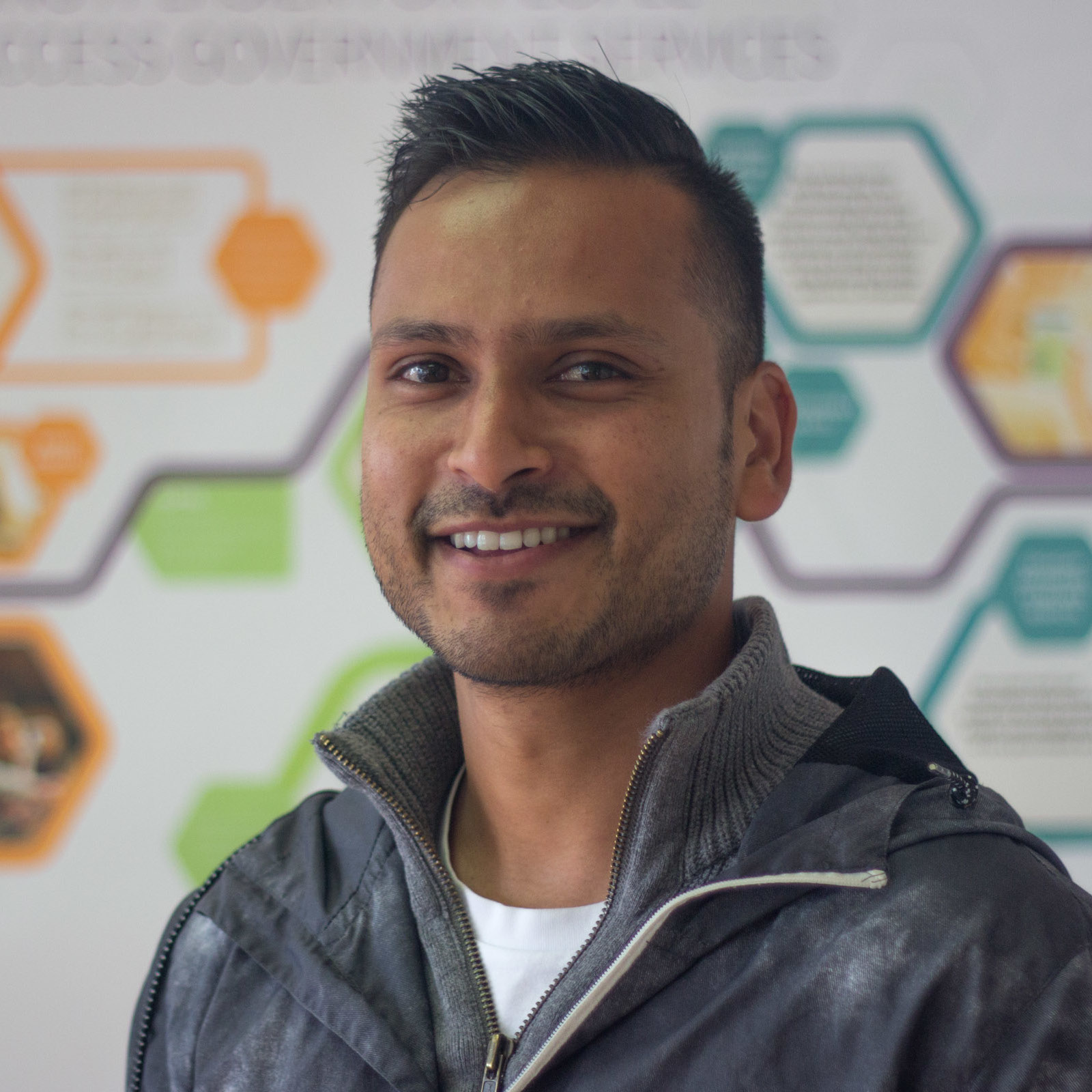 Team member named Ross Patel